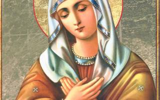 Любимая икона серафима саровского умиление молитва