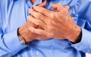Молитва при сердечном приступе