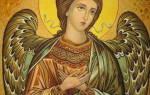 Мощнейшая молитва ангелу хранителю