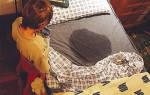 Молитва от ночного недержания у ребенка