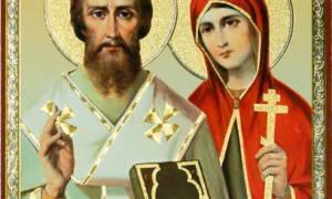 Сильная молитва от чародейства киприану и устинье
