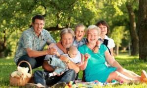 Молитва о сохранение семьи святой матроне