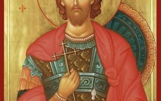 Мученик иоанн молитва