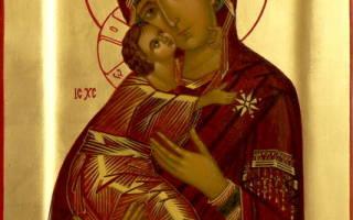 Молитва чтобы дети не ссорились с родителями