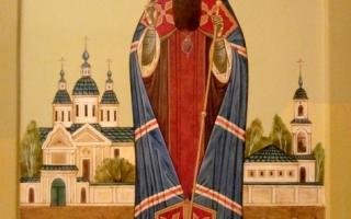 Молитва святому питириму тамбовскому