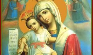 Молитва достойна есть богородица