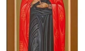 Святая наталья икона молитва