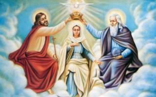 Богородица молитва полностью