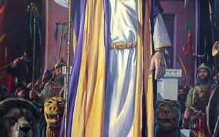Молитва на мудрость и харизма
