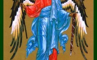 Молитва святому павлу ангелу хранителю о помощи