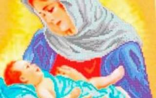 Молитва оберег для внука