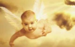 Молитва святый ангеле хранителю моего чада