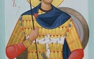 Молитва к святому мученику уару за умерших без святого крещения