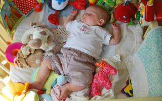 Молитва при нарушении сна у ребёнка