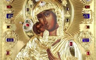 Молитва в тяжелых родах
