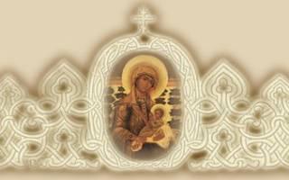 Молитва о даровании молока матери