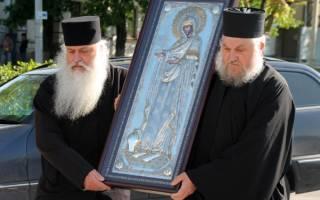 Икона пресвятой богородицы геронтисса и молитва