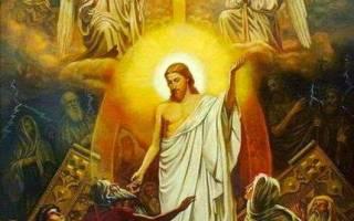 Молитва на могиле усопшего после отпевания