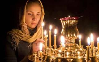Редкая молитва за духовного отца