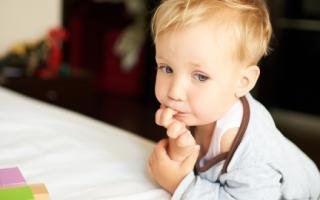 Молитва чтоб ребенок ногти не грыз