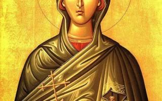 Молитва иконе марии магдалине