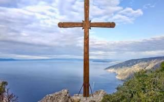 Молитва иконе игуменья горы афонской
