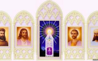 Молитва путь света