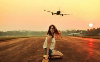 Молитва путешествующих воздушное