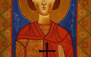 Молитва святому мученику полиевкту