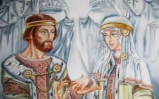 Молитва николаю чудотворцу найти мужа