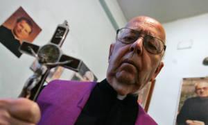 Католическая молитва экзорциста