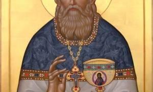 Молитва иоанна кронштадтского от пьянство