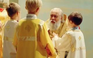 Исповедь у детей молитва