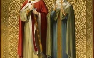 Молитва за примирение мужа и жены