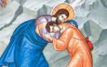 Молитва за грехи своего рода православие