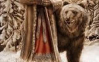 Молитва велесу на старославянском