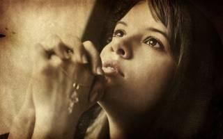 Молитва когда муж злой