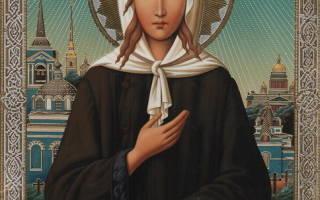 Молитва о молодом человеке для девушке