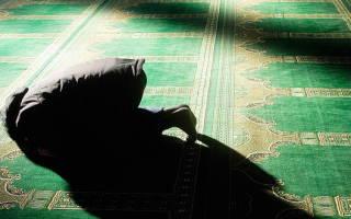 Молитва для намаза тахаджуд