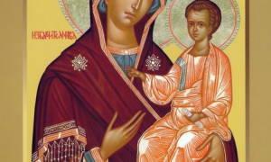 Молитва богородице избавительница от бед на церковно славянском