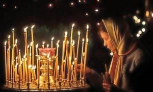 Молитва об усопших на годовщину смерти