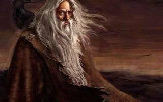 Один бог викингов молитва
