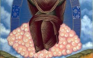 Молитва к божьей матери спорительница хлебов