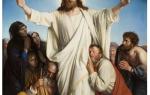 Молитва за упокой души усопшего святым