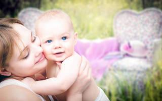 Первая молитва при рождении ребенка