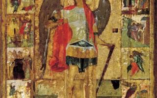 Архангел михаил молитва тропарь