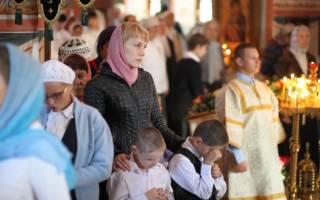 Молитва за отрока плохо учащегося