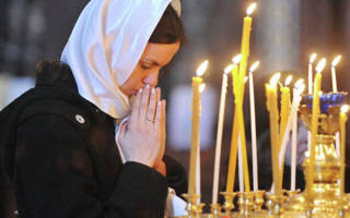 Молитва чтобы снять с себя порчу сглаз