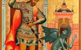 Молитва святому мученику никите