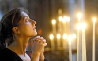 Молитва для оберега дочери